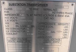 Transformatör Plakası Nasıl Okunur 4